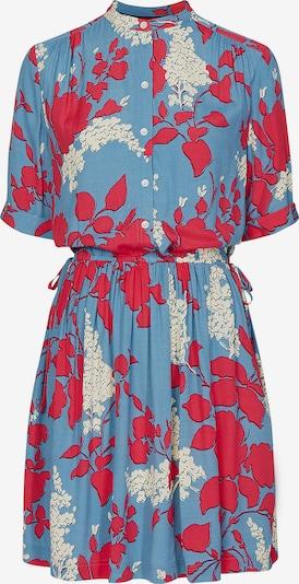 Calvin Klein Jurk in de kleur Duifblauw / Gemengde kleuren, Productweergave
