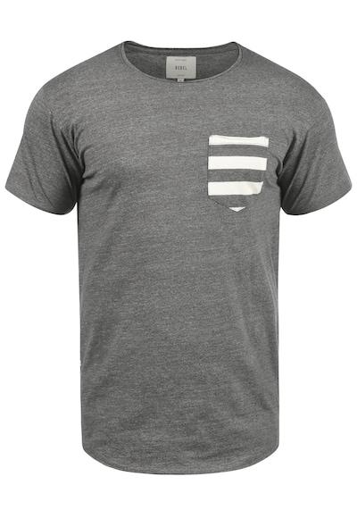 Redefined Rebel Shirt 'Maxton' in de kleur Donkergrijs, Productweergave