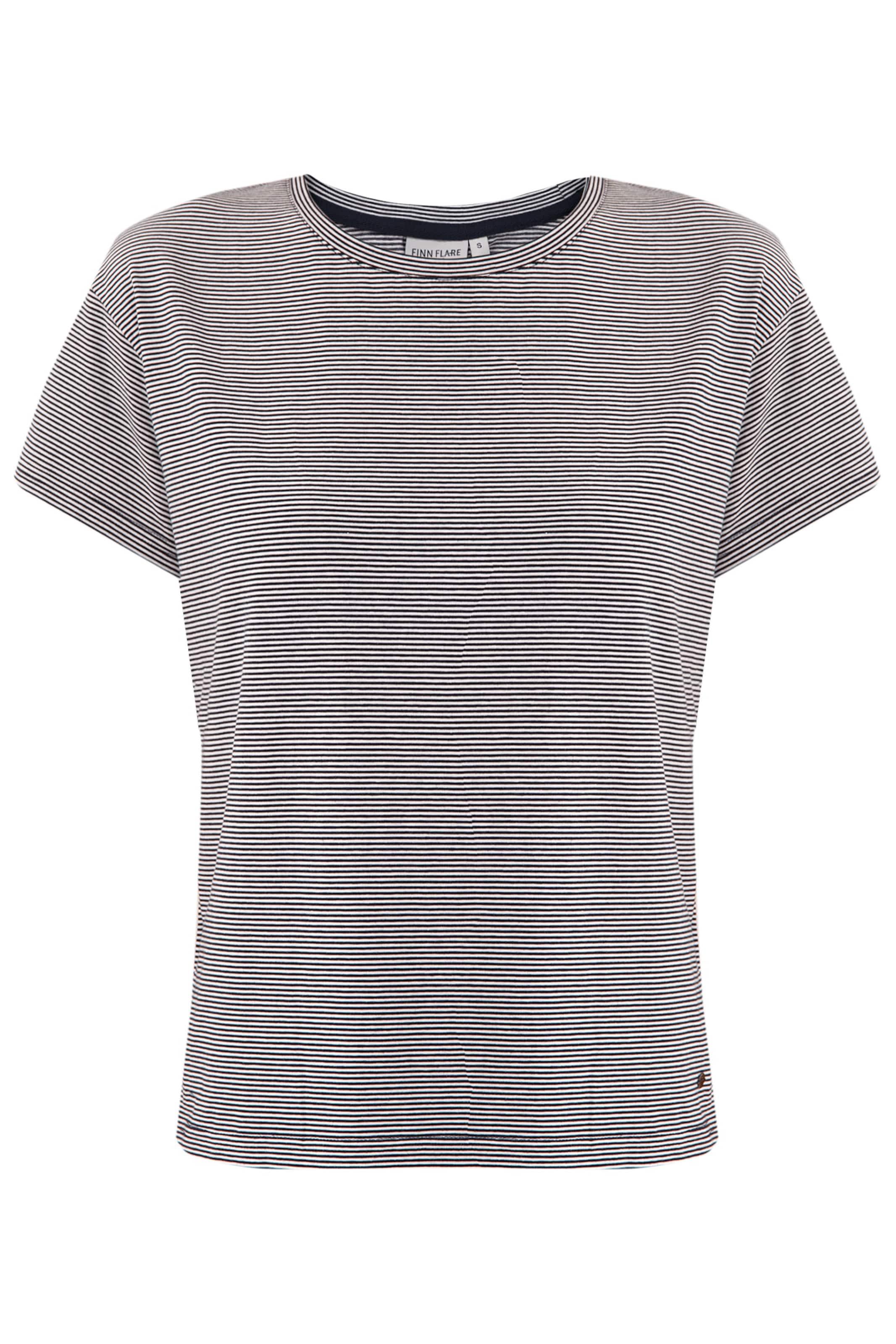 Finn shirt T NachtblauWeiß Flare In WHIDb2e9EY