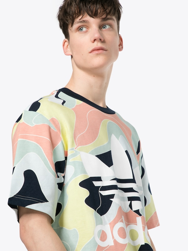 ADIDAS ORIGINALS T-Shirt mit Print