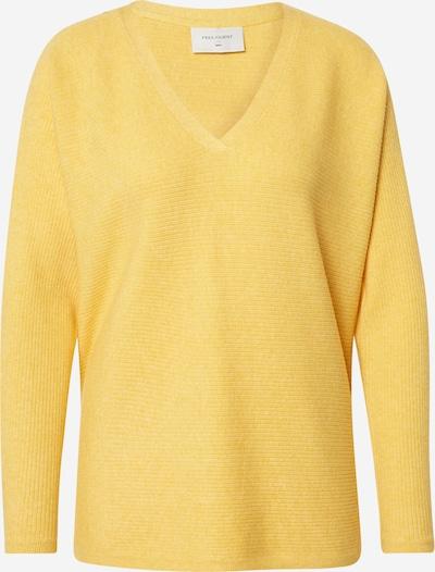 Freequent Pulover 'CLAUTY' u žuta, Pregled proizvoda