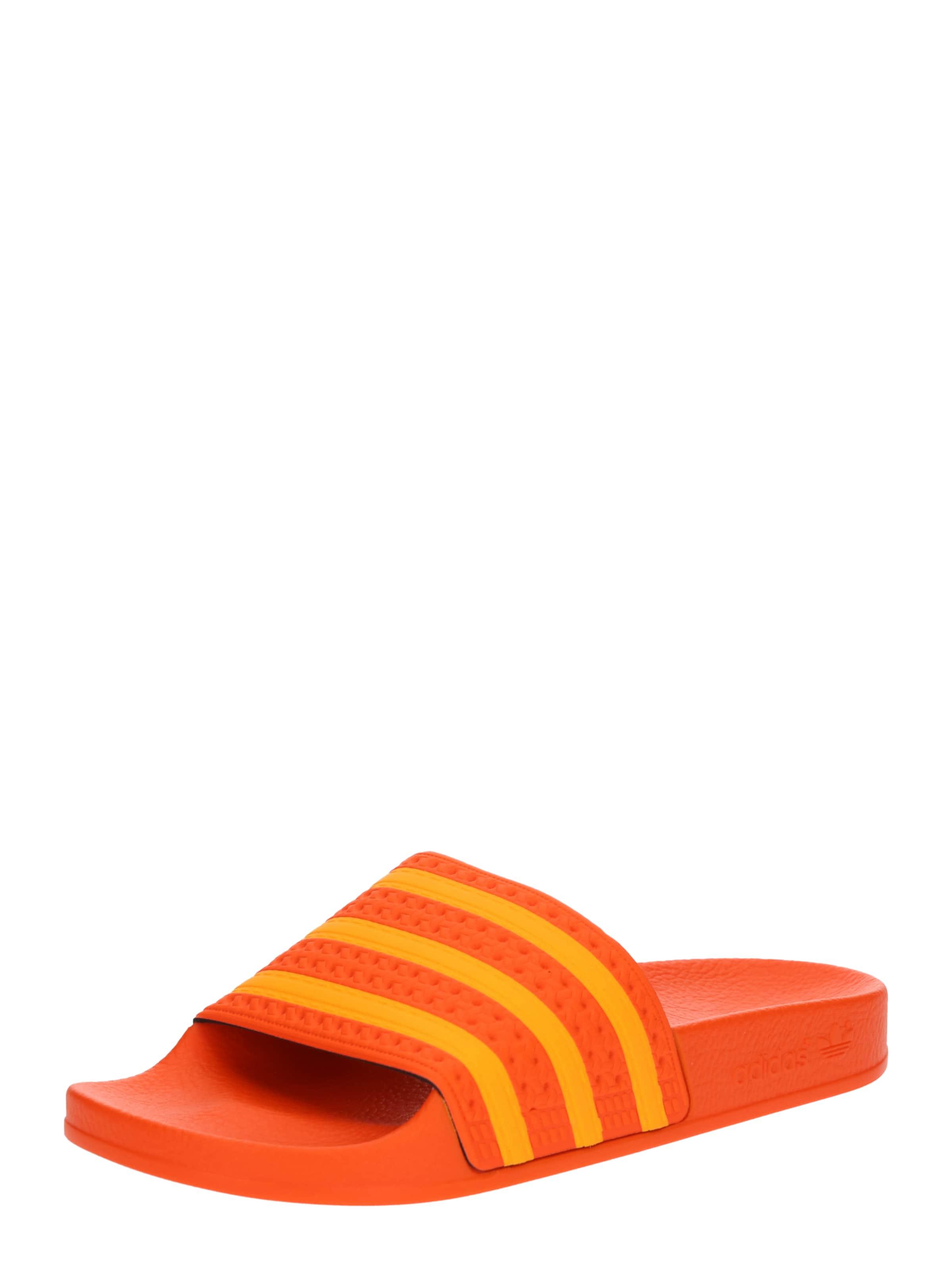 Mule Originals Adidas En Orange 'adilette' 54A3jLR