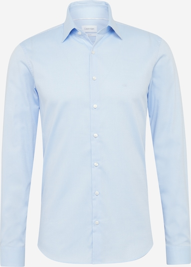 Calvin Klein Hemd in hellblau, Produktansicht