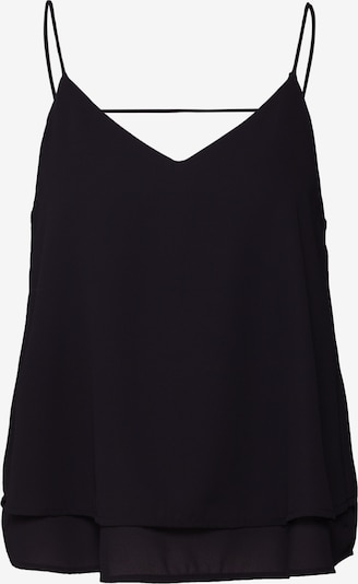 PIECES Top 'BODIL' in Black, Item view