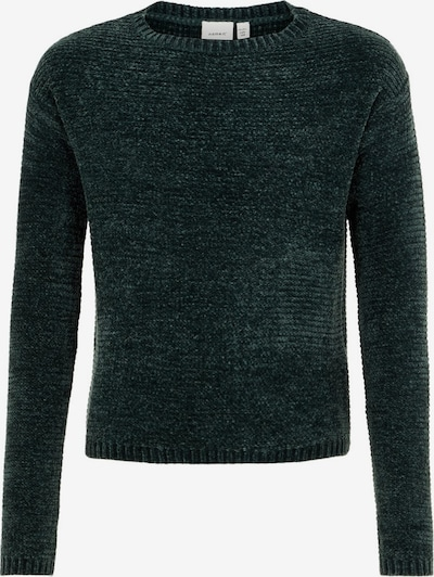 NAME IT Pullover & Strickjacken 'NKFLISIA LS KNIT' in tanne, Produktansicht