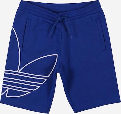 ADIDAS ORIGINALS Hose in royalblau / weiß, Produktansicht