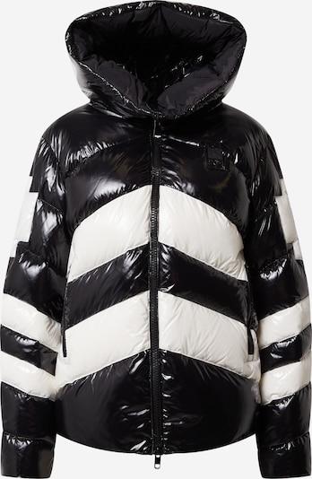 Blauer.USA Zimska jakna u crna / bijela, Pregled proizvoda