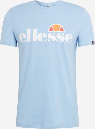Tricou ELLESSE pe albastru deschis, Vizualizare produs