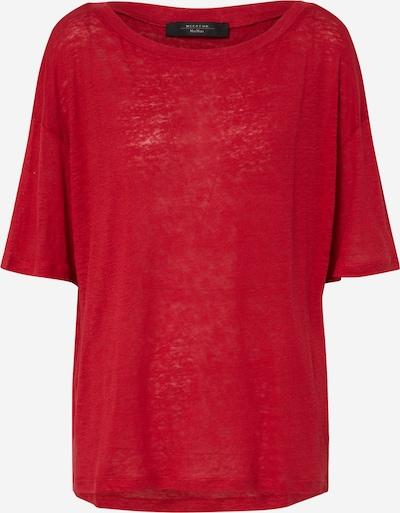 Weekend Max Mara Shirt 'CORFU' in rot / weiß, Produktansicht