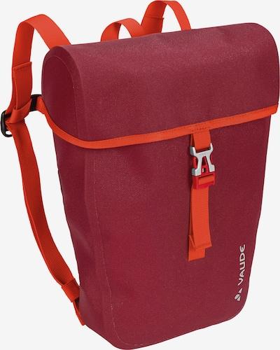VAUDE Daypack 'Schneck' in rot, Produktansicht