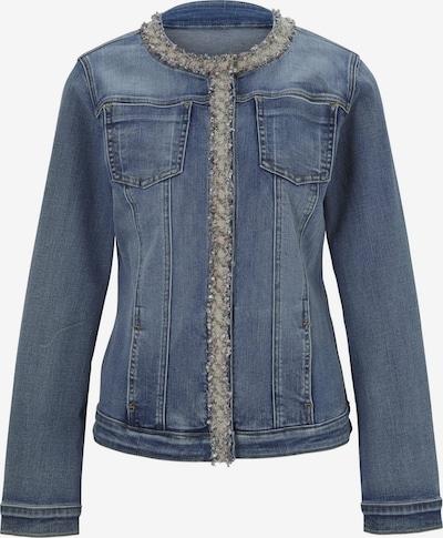 heine Přechodná bunda - modrá džínovina, Produkt