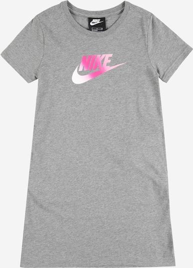 Nike Sportswear Sukienka 'FUTURA' w kolorze szary / różowym, Podgląd produktu