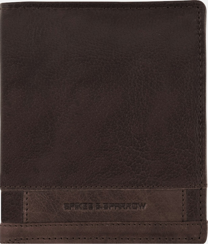 Spikes & Sparrow Bronco Geldbörse Leder 10,5 cm