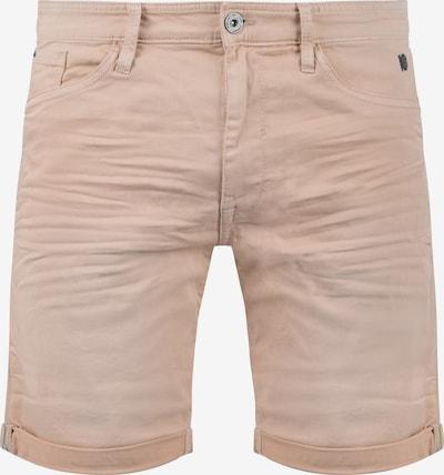 BLEND Jeansshorts 'Diego' in beige: Frontalansicht