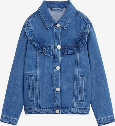 MANGO KIDS Jacke 'Norma' in blue denim, Produktansicht