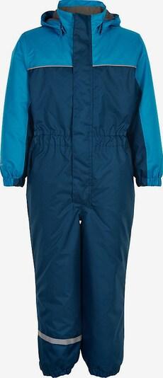 COLOR KIDS Schneeanzug in hellblau / dunkelblau, Produktansicht