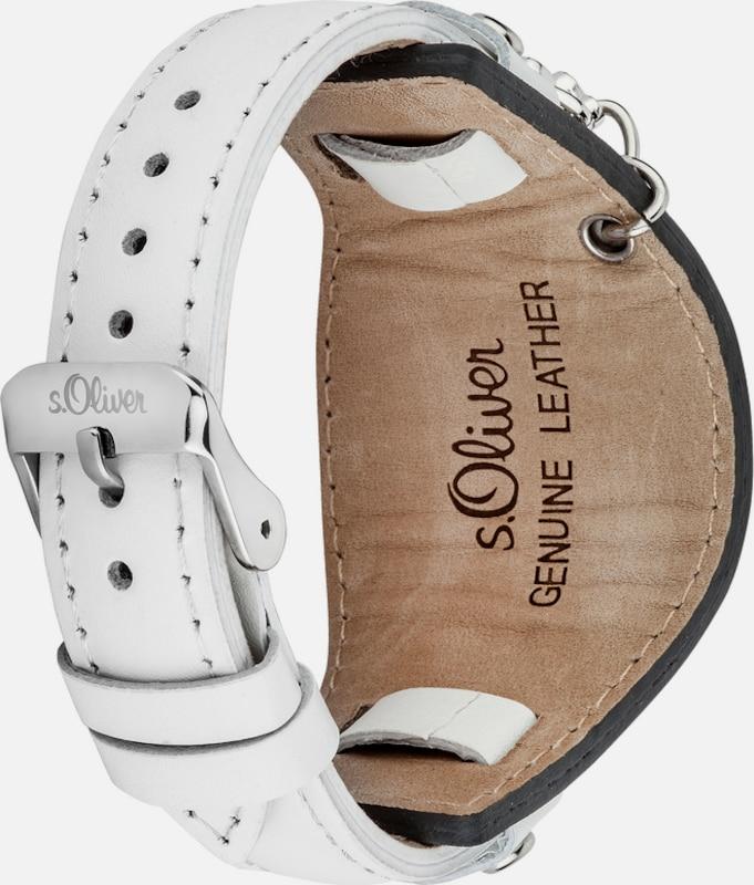 "s.Oliver RED LABEL Armbanduhr, ""SO-2383-LQ"""