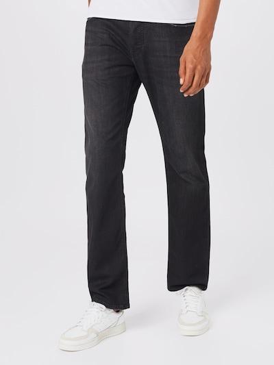 DIESEL Jeans 'Larkee' in black denim, Modelansicht