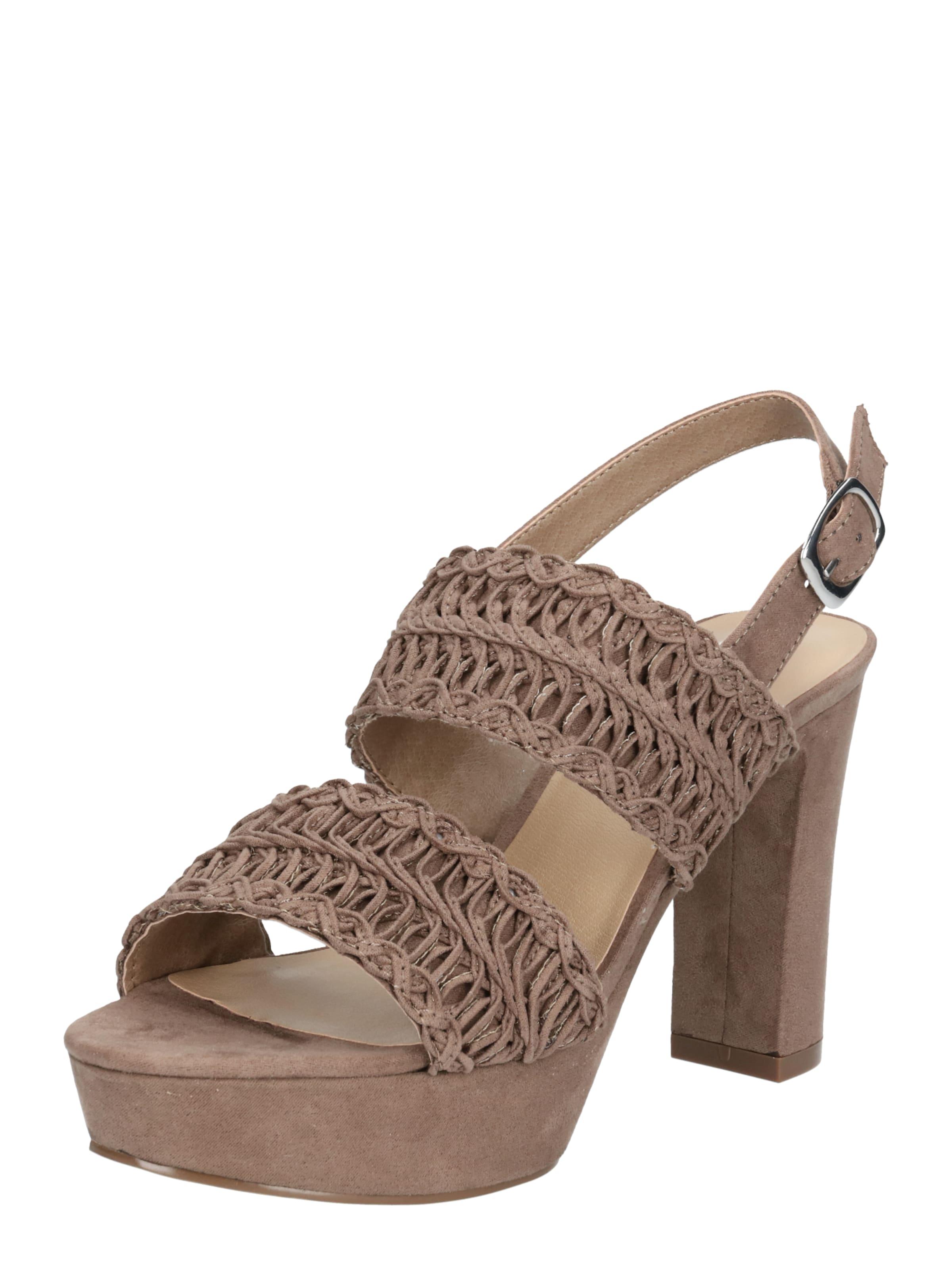 Haltbare Mode billige Schuhe BULLBOXER | Plateausandalette Schuhe Gut getragene Schuhe