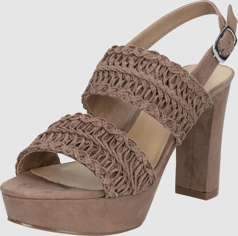 BULLBOXER Verschleißfeste Plateausandalette Verschleißfeste BULLBOXER billige Schuhe Hohe Qualität 297d68