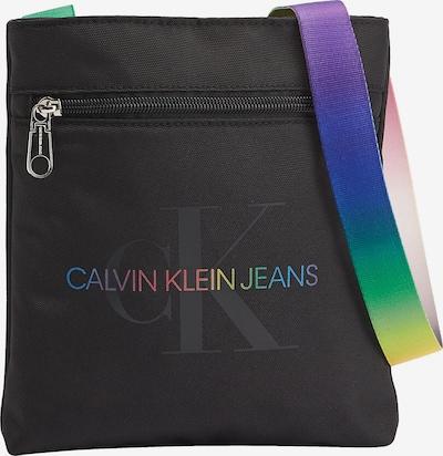 Geantă de umăr 'MICRO FLATPACK PRIDE' Calvin Klein Jeans pe culori mixte / negru, Vizualizare produs