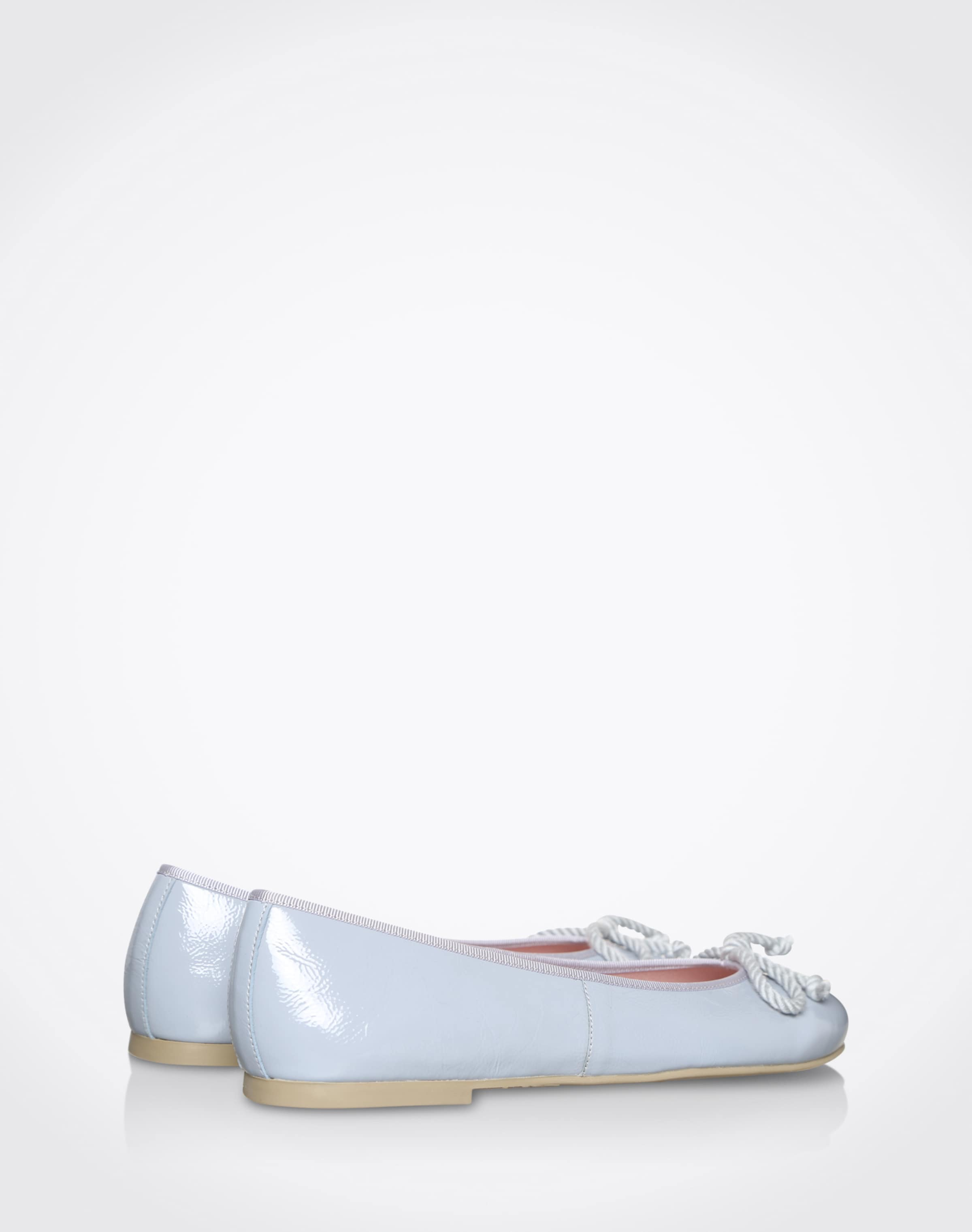 PRETTY BALLERINAS Ballerina aus Leder 'Ipnotic' Bester Großhandel Billig Erkunden MYw74PJ6B