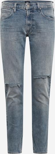 Lee Jeans 'Luke' in de kleur Grey denim: Vooraanzicht