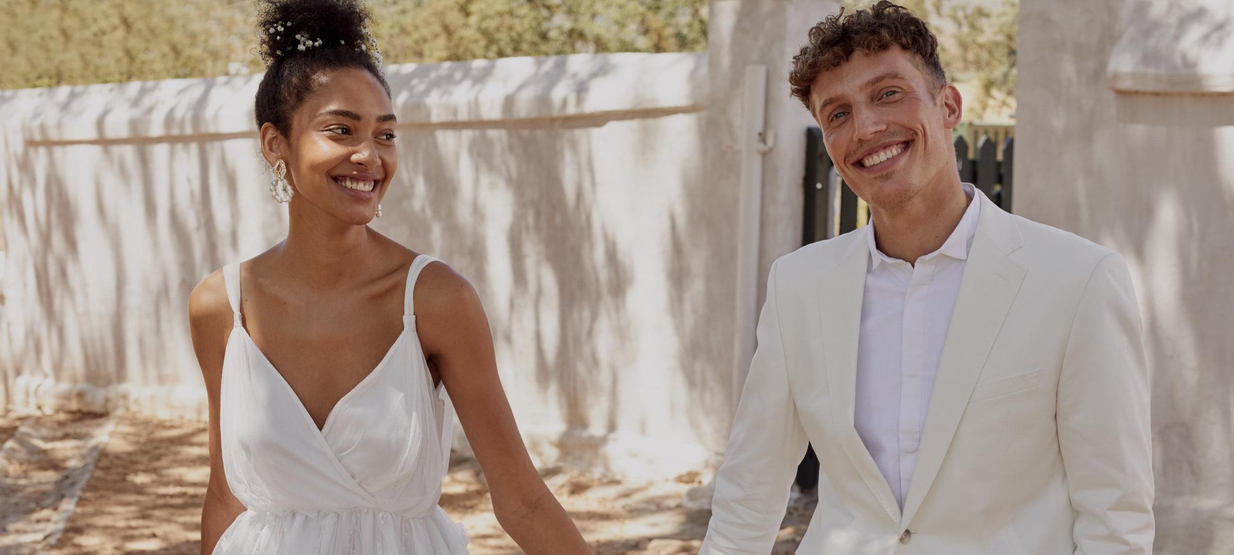 Für die freie Trauung: Romantische Kleider  ABOUT YOU