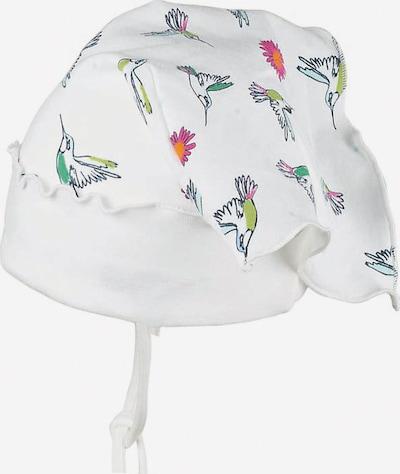 pure pure by BAUER Kopftuch mit UV-Schutz in weiß, Produktansicht