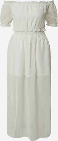 Miss Selfridge Petite Dress 'BARDOT' in White