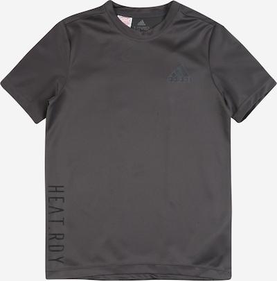 ADIDAS PERFORMANCE Funkční tričko - tmavě šedá, Produkt