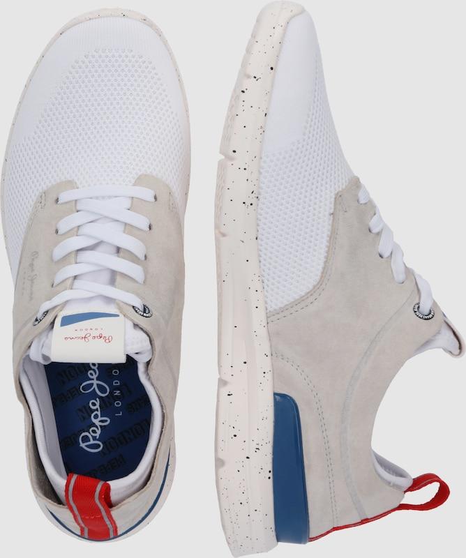 Pepe Jeans Jeans Pepe Sneaker  JAYDEN TECH  mit Velours-Details 55b3b4