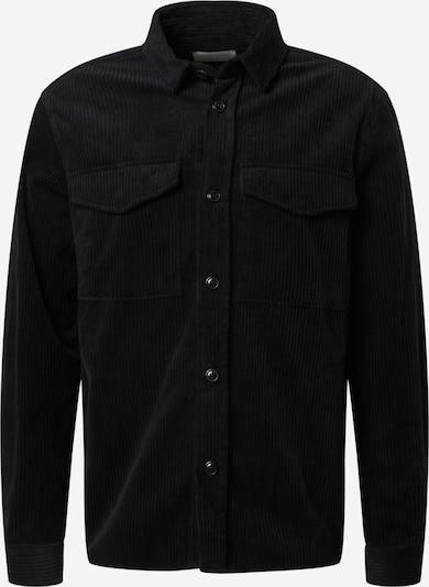 Samsoe Samsoe Hemd 'Waltones I' in schwarz, Produktansicht