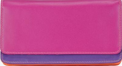 mywalit Portemonnee in de kleur Cyclaam / Donkerlila / Rood, Productweergave