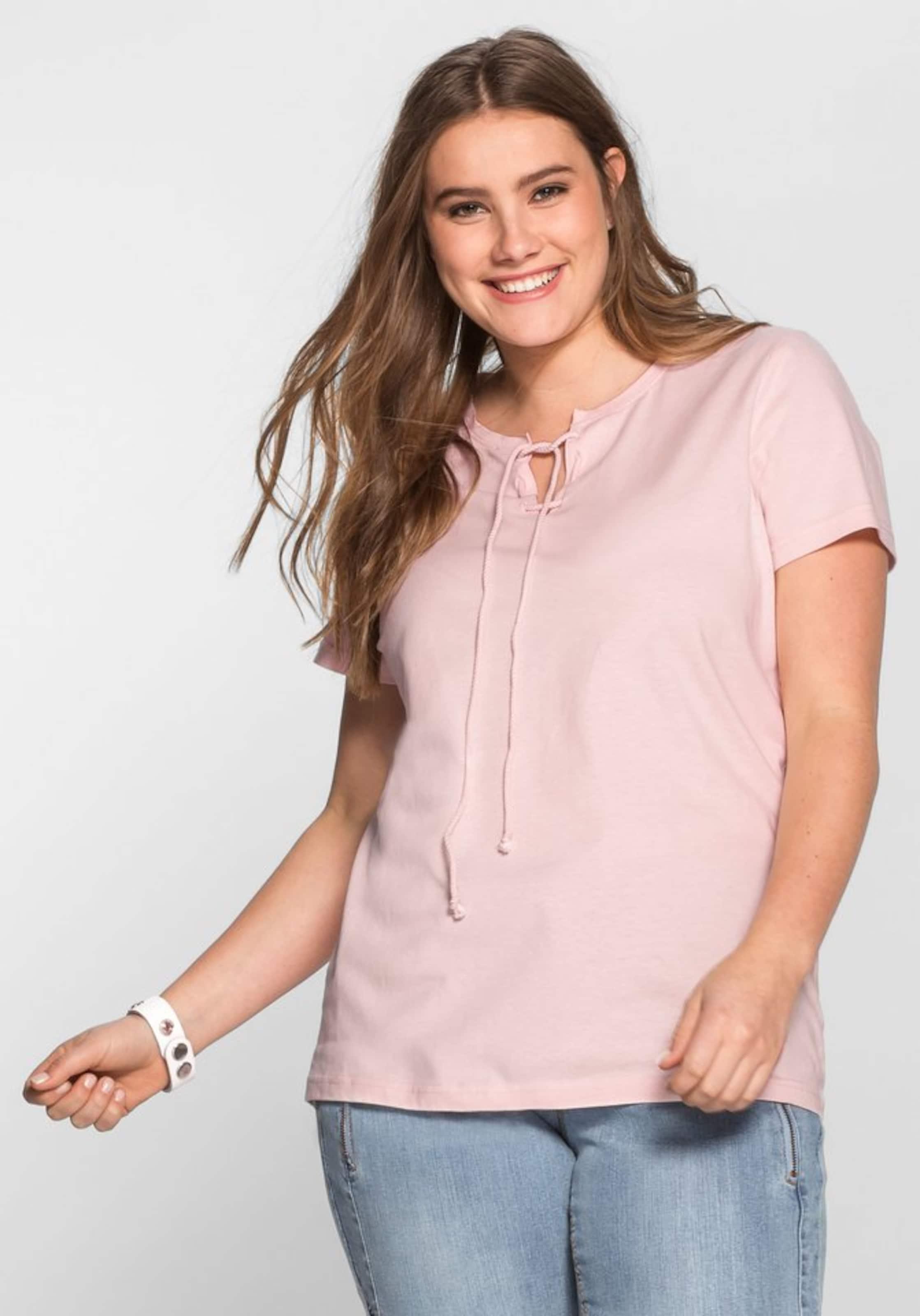 Sheego Sheego T Sheego In Rosa In T shirt In Rosa T shirt shirt 8wPOkn0