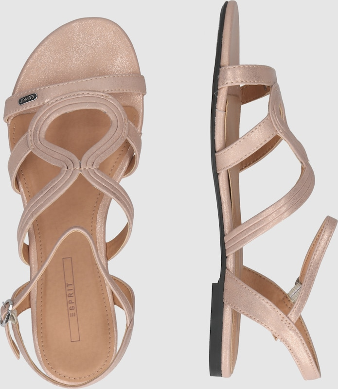 Haltbare Mode billige Schuhe ESPRIT Schuhe | Sandale 'Pepe wave' Schuhe ESPRIT Gut getragene Schuhe 263888