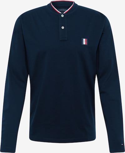 TOMMY HILFIGER T-Shirt en bleu foncé, Vue avec produit