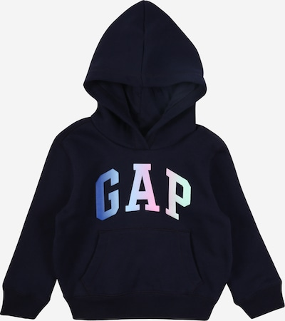 GAP Sweatshirt in navy / mint / hellpink, Produktansicht