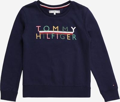 Bluză de molton TOMMY HILFIGER pe albastru noapte, Vizualizare produs