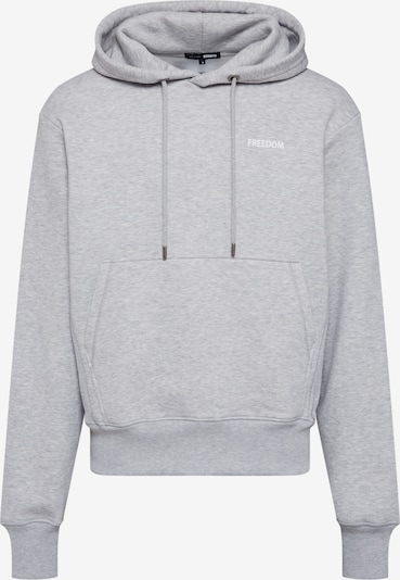 ABOUT YOU x Magic Fox Hoodie 'Milo' in grau, Produktansicht