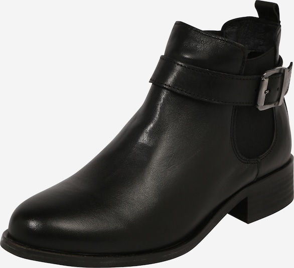 ABOUT YOU Chelsea Boot 'Pia' in schwarz, Produktansicht