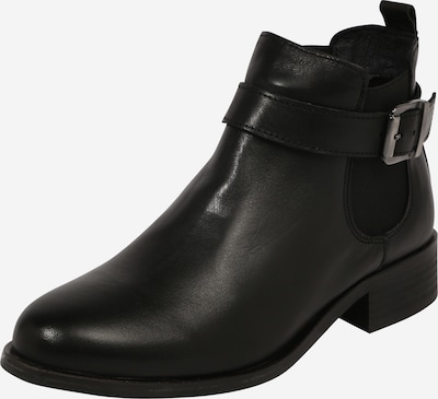 ABOUT YOU Chelsea Boot 'Pia' in schwarz: Frontalansicht