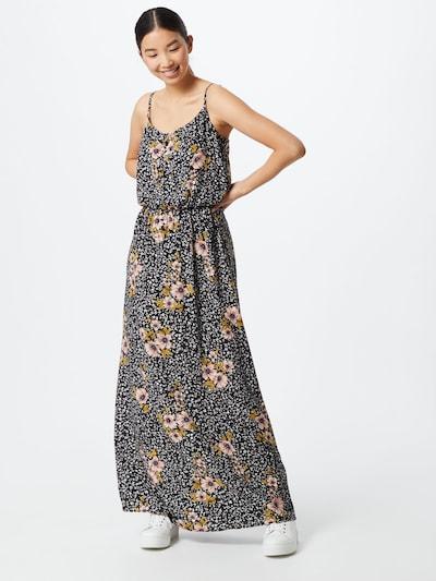 ONLY Kleid in mischfarben / schwarz, Modelansicht