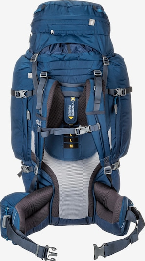 JACK WOLFSKIN Trekkingrucksack 'Denali 65 wmn' in blau, Produktansicht