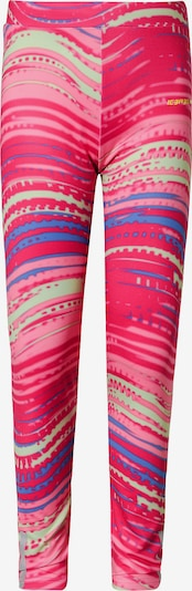 ICEPEAK Leggings in mischfarben / rot, Produktansicht