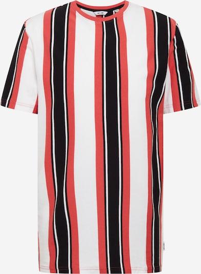 Only & Sons T-Shirt en rouge, Vue avec produit