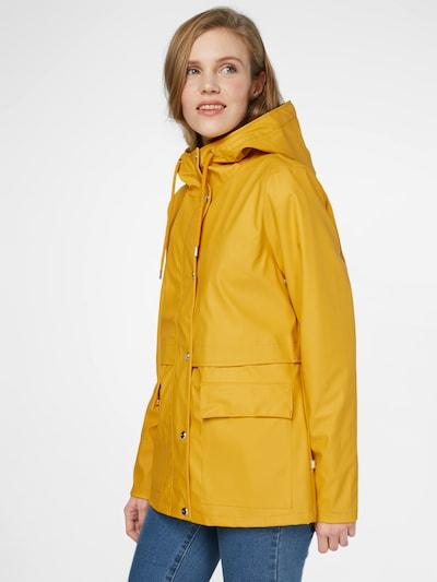 ONLY Regenmantel 'NOOS' in gelb, Modelansicht