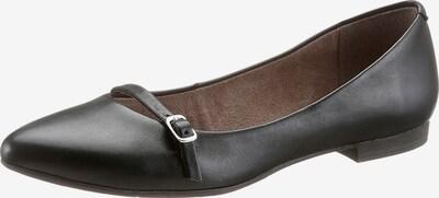 TAMARIS Spangenballerina in schwarz, Produktansicht