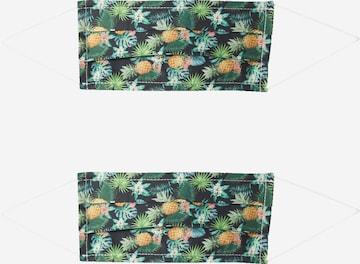 Zwillingsherz Szövetmaszk '2er Pack Hawaii' - vegyes színek