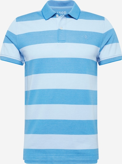 IZOD Poloshirt in blau, Produktansicht